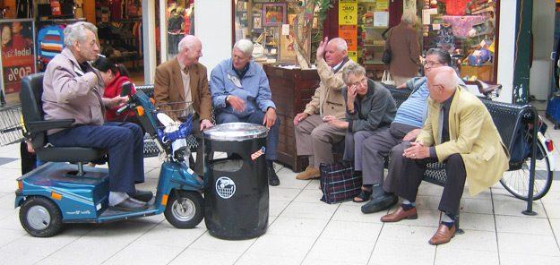 Senioren-vervoer Utrecht taxi